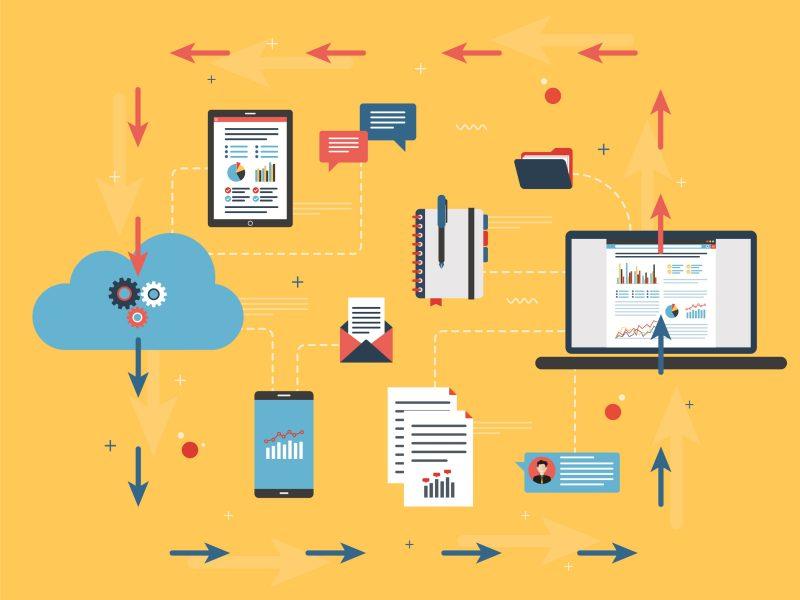 Social Media Information Flow